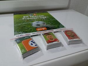BH Telecom Premijer Liga 17/18 Set slicica+prazan album