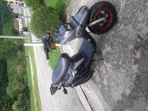 Yamaha mbk 50 ccm