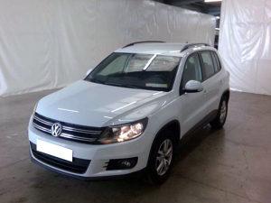 Volkswagen Tiguan 2.0 CR TDI Sport