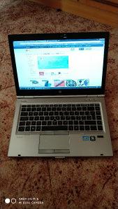 HP 8460p i5/8gb ram/120gb SSD