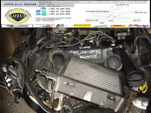 VW T4 2.5 TDI ACV -motor, mjenjac (ostali dijelovi)