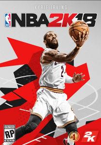 NBA2K18 ps4