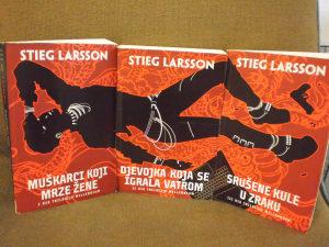 Trilogija Millennium - Stieg Larsson