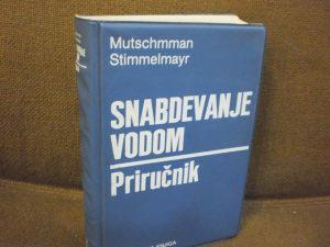 Snabdevanje vodom - priručnik - Mutschmann