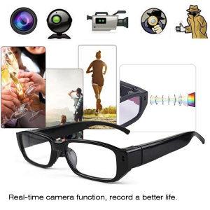 Spijunske naocale za vid sa ugradjenom kamerom