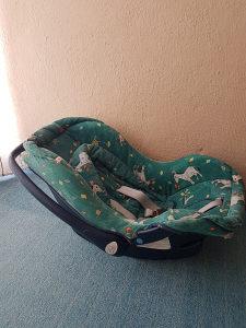 Autosjedalica nosiljka za dijete