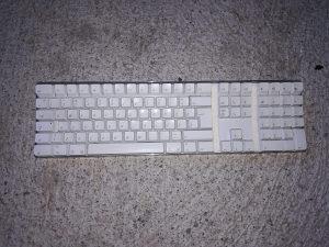 Bežična tastatura za iMac