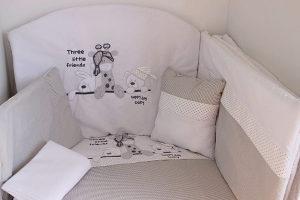 Ogradica za krevetac