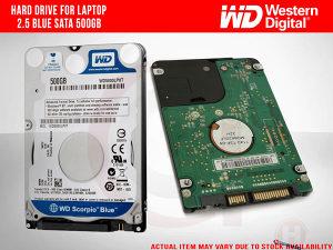 hard disk za laptop sata 500Gb