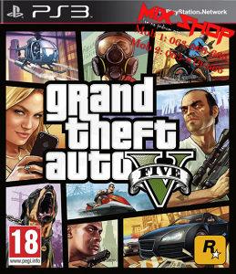 *ORIGINAL IGRA* GTA 5 V za Playstation 3 PS3