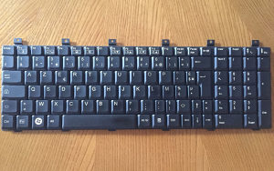 Fujitsu Amilo tastatura