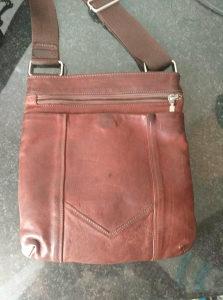 Kozna torbica (muska)