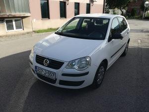 VW POLO MODEL 2009GOD. 1.2 BENZIN REG.