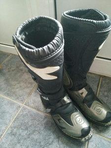 Enduro kros čizme motokros