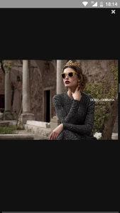 Dolce & Gabbana suncane naocale