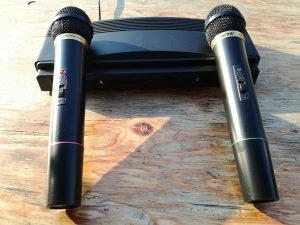 Bežični mic,dual set
