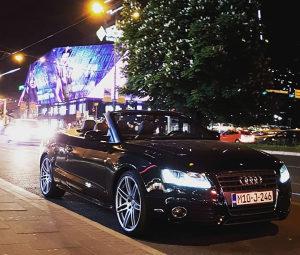 Audi A5 Cabrio S Line presao 97000km