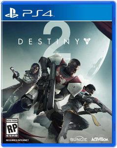 Destiny 2+Guacamelee PS4