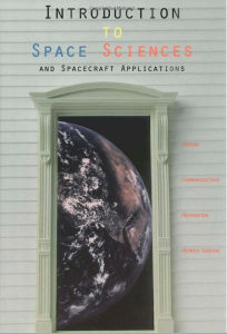 Introduction to Space Sciences