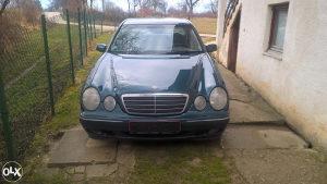 Mercedes W210 E 220 cdi dijelovi