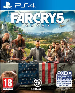 Far Cry 5 (Playstation 4 - PS4) - www.igre.ba