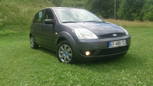 Ford Fiesta 1.6 TDCI...66 kw...90 ps...