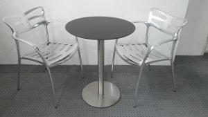 Postolje stola mod: RF-005 sa compact plocom FI60cm