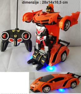 AKCIJA! Autic Transformers na daljinski