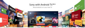 """Sony 4K 55"""" Smart WiFi ANDROID KOMPLET (TV + Box) !!!"""