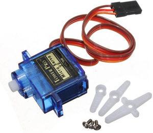 Servo Motor SG90 Arduino