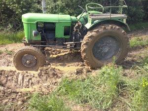 Traktor Deutz Dajc 35ks