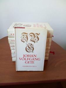 Johan Volfgang Gete / Odabrana dela 1-8