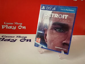 Detroit Become Human (Playstation - PS4)