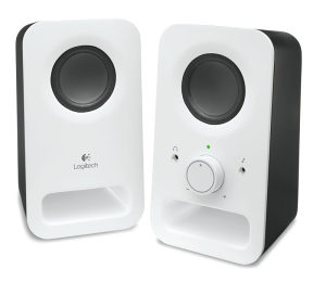Logitech Z150 Stereo zvučnici Bijeli