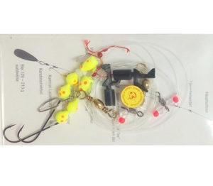 Gotovi sistem za ribolov - lasersharp - vel.2