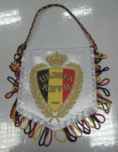 Zastavica Belgija