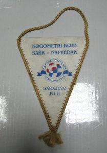 Zastavica NK Sašk Napredak Sarajevo