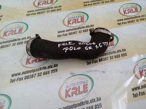 Crijevo Polo 6 6R 1.6 TDI 6R0145832 KRLE 20506
