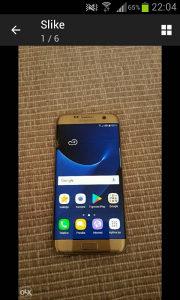 Samsung s7 edge displej ili da je crkla maticna