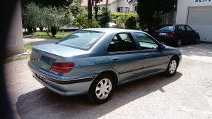 Peugeot 406 Dizel klima.2003GODI