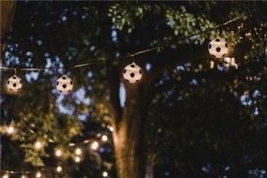 Fudbalske lopte LED sijalice (dekorativna rasvjeta)