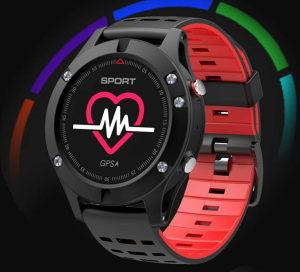 No.1 F5 Vrhunski sportski smart watch GPS Heart rate