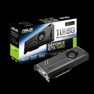 AKCIJA: Asus GTX1080 GTX1080 Turbo 8GB Dx12