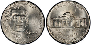 5 centi 2008 usa