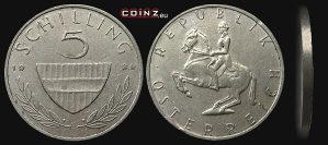 5 schilling 1977