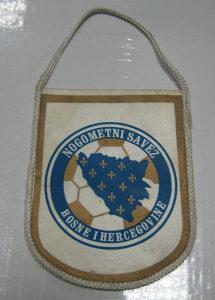 Zastavica Nogometni Fudbalski saveze BIH Republika