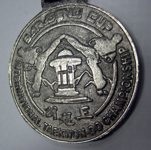 Medalje international tekwon-dochampionship Sarajevo