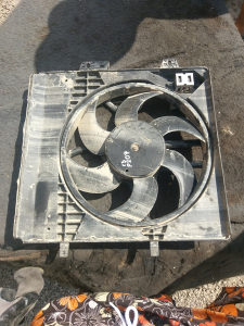 Ventilator C3 Peugeot 207 8240503fr