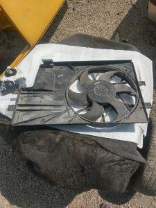 Ventilator Mercedes A160 w168 1999