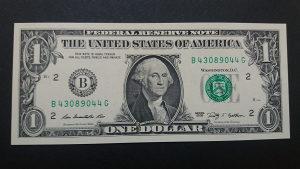 USA 1 dolar 2009 UNC
